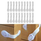 5Pieces/20Pieces Child Proof Safety Locks Baby Proofing Cabinet Lock to Cabinets