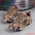 Mens Camouflage lace up Casual Military Training Sneakers antiskid Shoes new