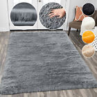 Non Slip Hallway Runner Fluffy Shaggy Rugs Living Room Bedroom Floor Carpet Mats