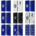 OFFICIAL CHELSEA FOOTBALL CLUB CREST LEATHER BOOK CASE FOR BLACKBERRY ONEPLUS