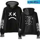 New Lil Peep Hoodie Hellboy Lil.peep Men Women Hooded Pullover Male Female Sudad