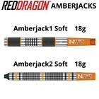 Red Dragon Amberjack 1, 2 Softdarts Dartset Dartpfeile 18g