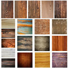 Different Colors Wood Floor Background Cloth Photography Backdrop Props