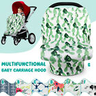 Baby Stroller Nursing Breastfeeding Cover Scarf Soft Baby Stroller Seat Cove