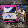 2021 Topps Inception JAZZ CHISHOLM RC Pink Rookie Patch AUTO # /75 RPA!! 🔥