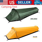 Outdoor Hiking Tent Lightweight Camping Tent Portable Travel Sleeping Bag I3Q6