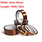 Heat Resistant Tapes 3D Sublimation Press Transfer Thermal Tape 3mm-40mm x 30M