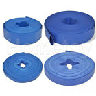 PVC Layflat Hose Pipes Fire Hose Water Delivery Discharge Irrigation Lay Flat