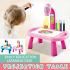 Children Smart Projector Desk Painting Drawing Projector Arts and Crafts Table