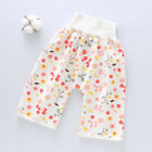 Bed Waterproof Baby Diaper Skirt Leak-proof Flower Diaper Infant Training Pants