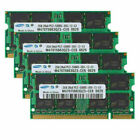 For Samsung 2GB 4GB 8GB PC3-12800S 204Pin DDR3 1600Mhz Laptop SO-DIMM Memory RAM