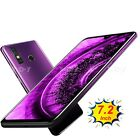 2021 Large Screen Unlocked Android 9.0 Smartphone 4 Core 7.2 Inch Mobile Phone