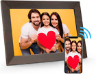 MARVUE Digital Picture Frame WiFi(10.1-inch, 16GB), Smart Autoplay Electronic Ph