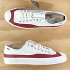 Converse Jack Purcell Pro Cons Low Top Pop Trading Company Red White 169007C Sz
