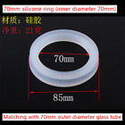 20pcs silicone gel sealing O ring for solar water heater Vacuum tube 20-70mm