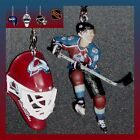 NHL HOCKEY COLORADO AVALANCHE CEILING FAN PULLS SET- CHOICE OF FIGURES $21.99 USD on eBay