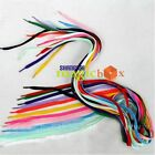 Colorful Flat Sport Shoe Lace Sneakers Shoelace Strings