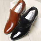 New Leather Classic Dress Loafers Mens Shoes