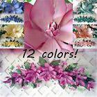 43 inch Magnolia & Dogwood Swag Silk flowers Artificial