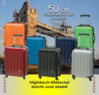 50cm POLYCARBON ABS Hartschale Trolley Koffer Trolly .