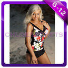 New swimwear One Piece padded cups  SZ S,M,L