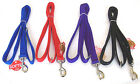 Softex®  Soft Dual/Twin Handle Dog Training  Lead  - 4 Colours