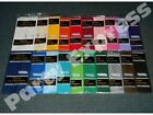 "OBLONG PLASTIC TABLECOVERS TABLE COVERS CLOTHS    54"" /108""   19 COLOURS"