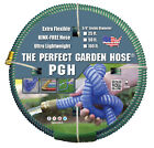 Extra Flexible Kink Free Perfect Garden Hose PGH - Water Hose