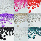 300PCS 4ct 10mm Diamond Table Confetti Decoration Wedding Party CRYSTALS