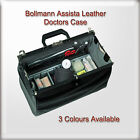 Bollmann Doctors Case/Bag Assista Traditional Medical Professional Case