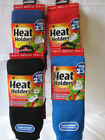 KIDS HEAT HOLDERS PINKS, BLUES, PURPLE, RED AND BLACK