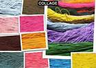 12 Colours. Hat Elastic. 1mm 1.5mm. Round Cord. Stretch. Elasticated.