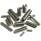 4-40 6-32 8-32 UNC A2 Stainless Socket Grub Screws - Allen Bolts - 10 Pack