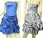 New Shinning Satin Formal Prom Bridesmaid Race Party Cocktail Dress