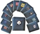 N.F.L TRI-FOLD LEATHER WALLETS IN GIFT BOX MOST NFL TEAMS $26.36 USD on eBay