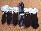 NEW ARCTIC FOX RIDING GLOVES, NAVY, AMARA, VARIOUS SIZES