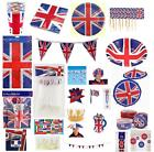 UNION JACK - CHOOSE ITEMS - QUEEN ROYAL DIAMOND JUBILEE STREET PARTY BRITISH GB