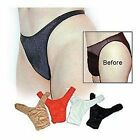 Gaff  Panty 4 Pack  For Crossdressing & Transvestite Men