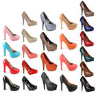 Top Elegante Damen Pumps Gr .35-41 High Heels Schuhe 91501 New Look