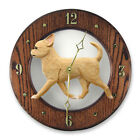 Chihuahua Oak Wall Clock. In Home Kitchen, Living Room or Den Products & Gifts.