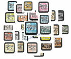 DISTRESS INK PAD - RANGER/TIM HOLTZ - ALL COLOURS -  UK FREE P&P ON ADDITIONALS
