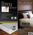 Mattress Box Spring Cover/Protector Bed Bug Hypoalergenic  Encasement ZIPPER image