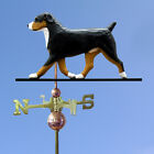 Entlebucher Mt. Dog Wooden Hand Carved Weathervane. Home,Yard,Barn-Roof Products