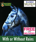 Horseware Rambo Micklem Multi Bridle (with or without Reins) *FREE UK SHIPPING*