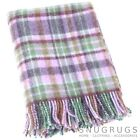 100% WOOL BLANKET/THROW/PICNIC BLANKET SMALL & LARGE (REFJHW16605)