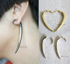 Hot New Sell! 2 styles Long Punk Spike earring stud pretty for girls AFU cool