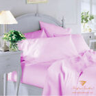 50% Cotton percale Double  Full  Extra-long Fitted Sheet 54X80+13''-200TC