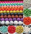 Lots 80pcs Loose Turquoise Howlite Gemstone Beads Spacer 6mm Jewelry Making DIY