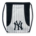 MLB  BACKSACK WITH BLACK CORDS ON EACH SIDE. CHOOSE YOUR TEAM