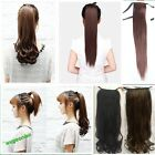 1 Pc Fashion Pretty Hair Extension Long Ponytail Ponytail Hair 12 Styles